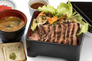 Hida Beef Steak Box