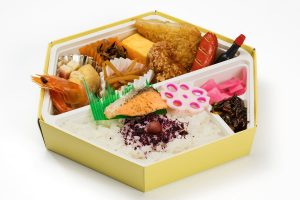Seasonal Alps lunchbox
