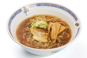 Takayama ramen noodles