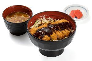飛騨ポーク味噌カツ丼