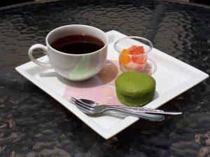 ケーキセット 抹茶