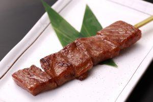 飛騨牛串焼き(大)