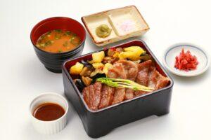Hida beef boneless short rib rice bowl