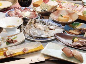 贅沢「ぶりづくし」料理 魚恵(ぎょけい)