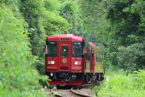 ほっと一息ぎふの旅<br> 長良川鉄道 観光列車「ながら」で楽しむ特製スイーツと<br>白山パワースポット