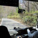 山岳道路運転教習