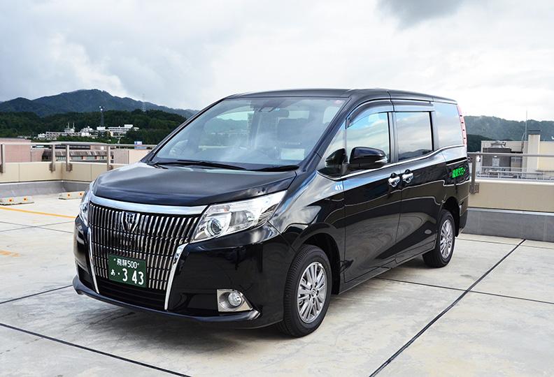 中型車(5人乗り・ミニバンタイプ)