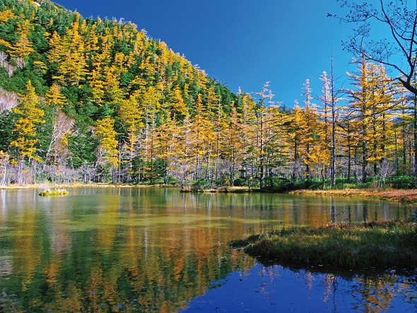 """Kamikochi""&""Mt.Norikura"" Japan Northern Alps fully enjoy plan"