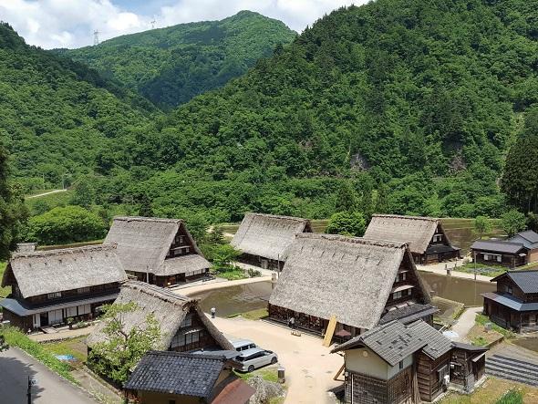 【World Heritage】Shirakawago and Suganuma Bus Tour