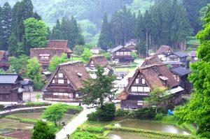 【World Heritage】Shirakawa-go and Ainokura Bus Tour
