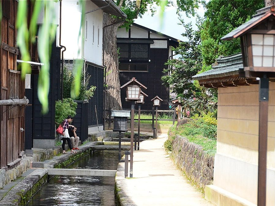 Hida Furukawa Guided Walk Tour
