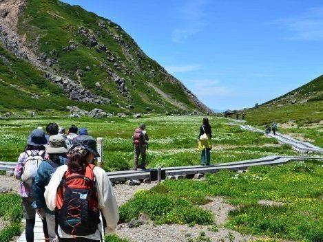 Mount Norikura Hiking Ticket