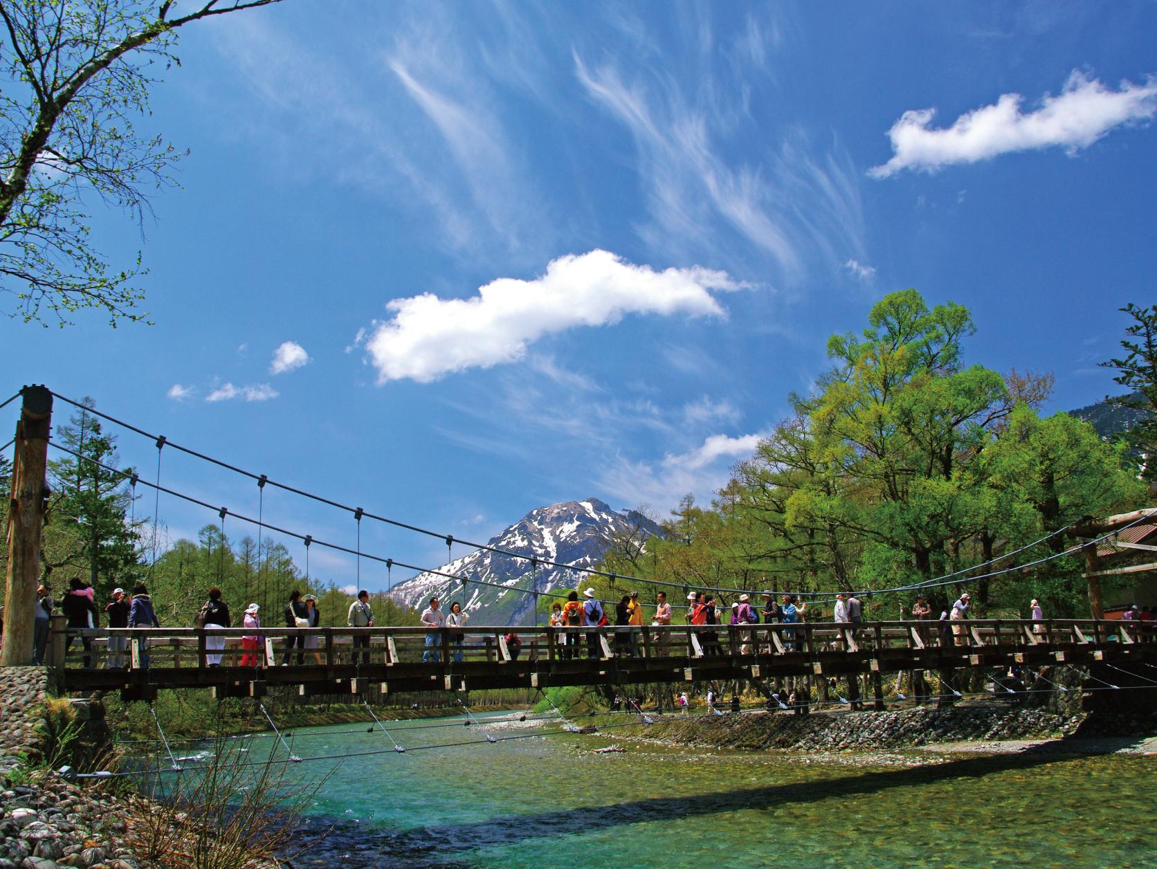 Spectacular Scenery Kamikochi,Norikura &Shinhotaka Bus Tour