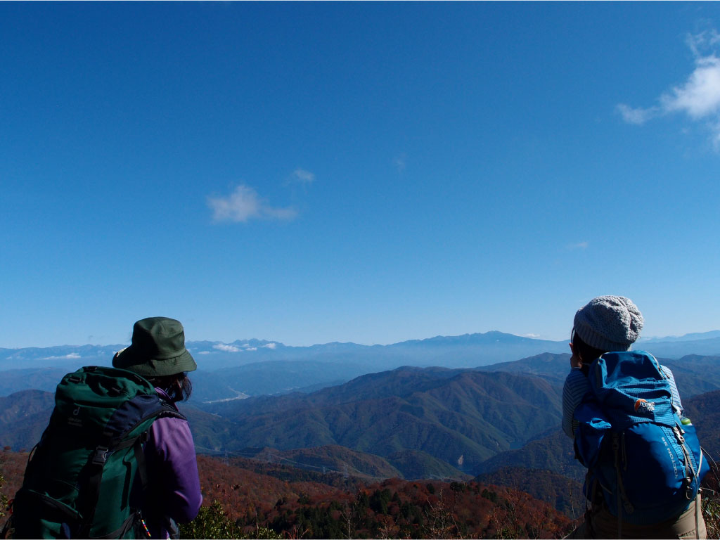 【Course B】 Amou Native Forest Guided Tour ~Forest Trek and Mt. Mominuka~