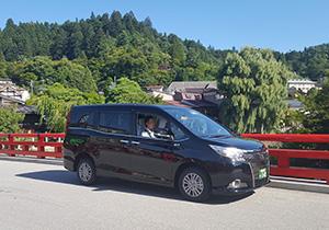 観光ガイドタクシー