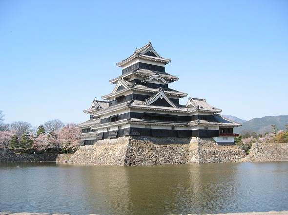 "National treasure ""Matsumoto Castle"" and Matsumoto city walking explorer ticket"